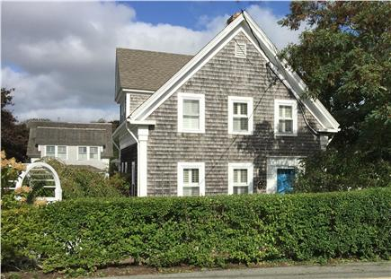 Chatham Cape Cod vacation rental - The property facing historic Seaview Street