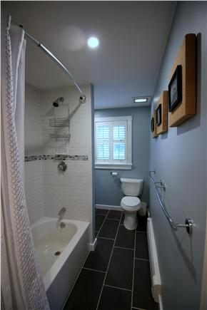 Chatham Cape Cod vacation rental - Main floor full bathroom (renovated Fall 2015)