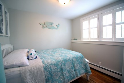 Chatham Cape Cod vacation rental - The Mermaid Room, queen bed with private area views