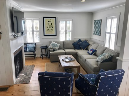 Chatham Cape Cod vacation rental - Another view of living area