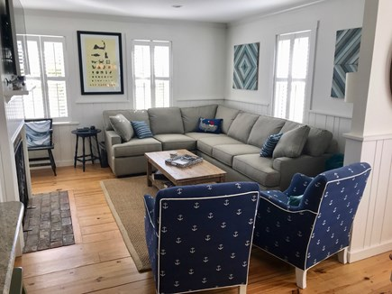 Chatham Cape Cod vacation rental - Open layout for family interaction and entertaining