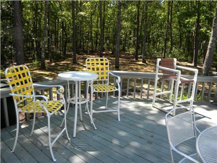 New Seabury New Seabury vacation rental - Large deck area