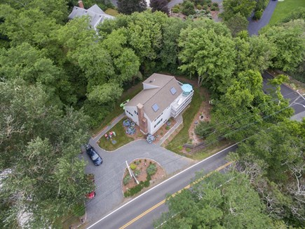 Harwich Cape Cod vacation rental - Aerial of house