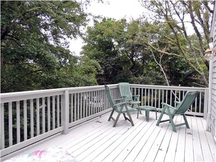 Harwich Cape Cod vacation rental - Upper Deck