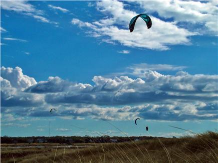 New Seabury, Mashpee New Seabury vacation rental - Kiteboarding @ Waquoit Bay
