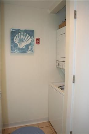 New Seabury, Mashpee New Seabury vacation rental - Laundry in Kitchen