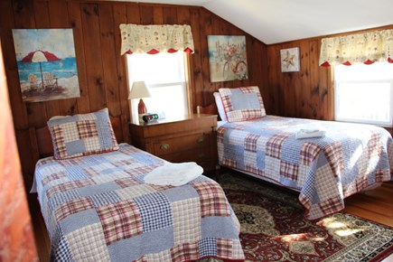 Dennis Port Cape Cod vacation rental - Upstairs bedroom #3, linens included