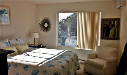 South Wellfleet Cape Cod vacation rental - 2nd bedroom w/queen bed and water view