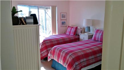 South Wellfleet Cape Cod vacation rental - 3rd bedroom with 2 twins and water view