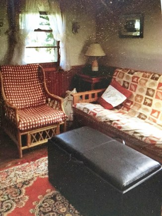 Dennis Port Cape Cod vacation rental - Living Room 2