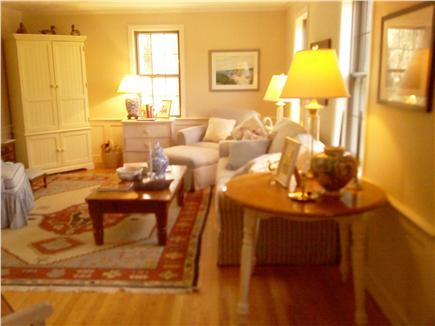 East Sandwich, MA Cape Cod vacation rental - Enjoy comfort and Cape Cod ambiance in the living room