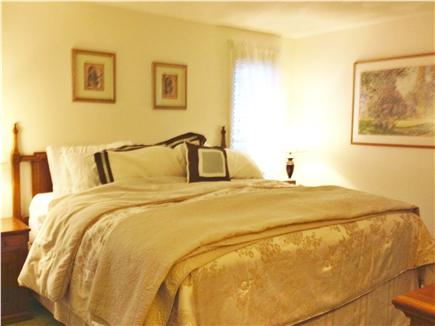 Centerville Centerville vacation rental - King Master bedroom with ensuite