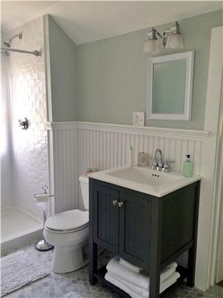North Falmouth Cape Cod vacation rental - Updated second floor bathroom