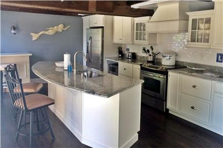 North Falmouth Cape Cod vacation rental - Granite countertops, stainless appliances