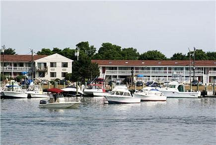 Falmouth Cape Cod vacation rental - Harborwalk resort from Falmouth Harbor