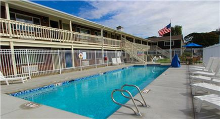 Falmouth Cape Cod vacation rental - Outdoor Heated Swimming Pool