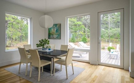 Wellfleet Cape Cod vacation rental - Dining room