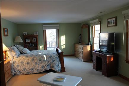 Harwich Port Cape Cod vacation rental - Master Bedroom 1