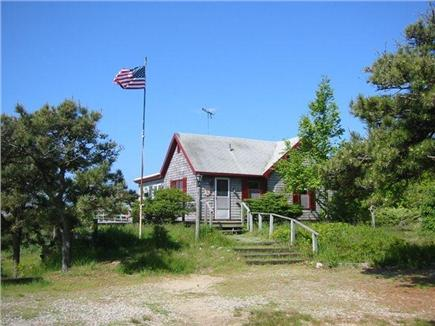 Truro Cape Cod vacation rental - Our cottage on 2.5 acres surrounded by 6 acres of conservation