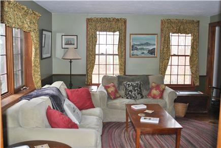 Sandwich Cape Cod vacation rental - Den - inviting & comfortable