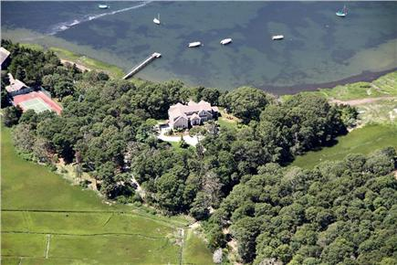 Orleans Cape Cod vacation rental - Magnificent 4BR/4.5BA Custom Home in Private Setting
