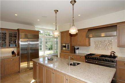 Orleans Cape Cod vacation rental - Exquisite gourmet kitchen fully stocked