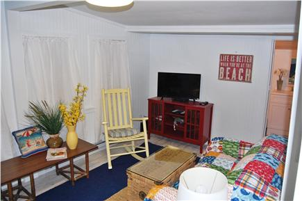 Plymouth, Manomet MA vacation rental - 3rd view with flatscreen tv and cable