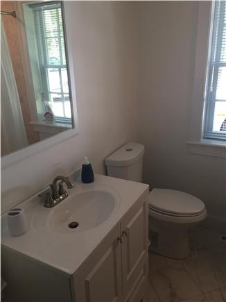 Woods Hole Woods Hole vacation rental - Brand new downstairs bathroom with tub and shower