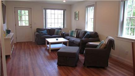 Woods Hole Woods Hole vacation rental - Spacious living room with ample seating
