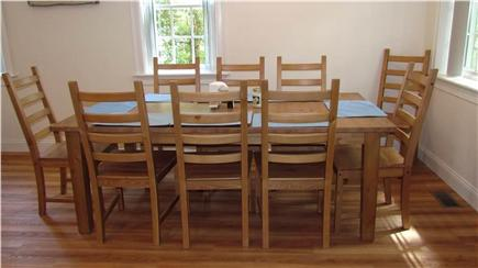 Woods Hole Woods Hole vacation rental - Dining room with seating for 10