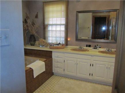 Dennis Cape Cod vacation rental - Master Bathroom