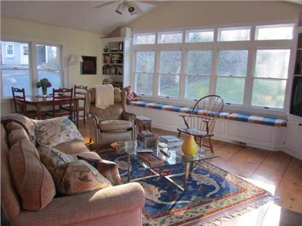East Dennis Cape Cod vacation rental - Seating Area