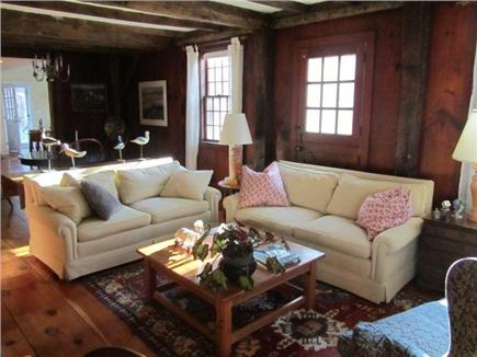 East Dennis Cape Cod vacation rental - Formal Living Area