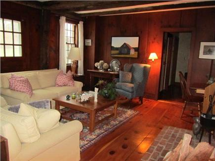 East Dennis Cape Cod vacation rental - Living Area (alternate view)