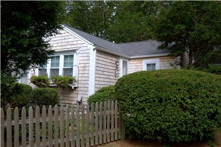 Yarmouth Port Cape Cod vacation rental - Private and cozy! Use of owner's Inn solar-heated pool & hot tub