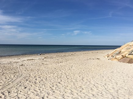 Dennis Cape Cod vacation rental - With the beach just at the end of the street - enjoy :)