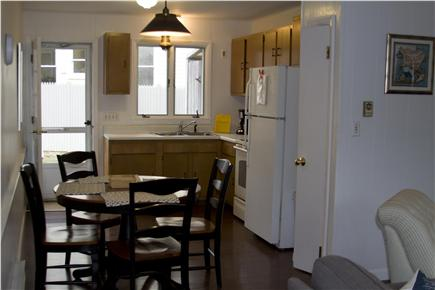 Dennis Cape Cod vacation rental - Dining 2 bedroom unit