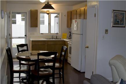 Dennis Cape Cod vacation rental - Dining 2 bedroom unit
