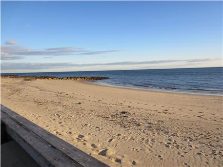 Dennis Port Cape Cod vacation rental - Glendon Road Beach ... lovely even in winter!