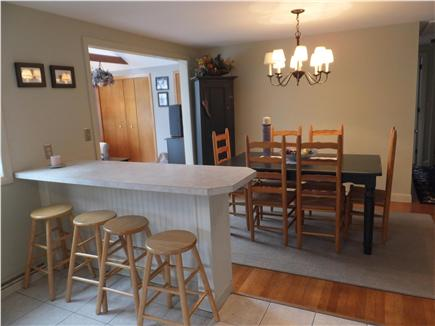 Dennis Port Cape Cod vacation rental - Kitchen also offers great breakfast bar