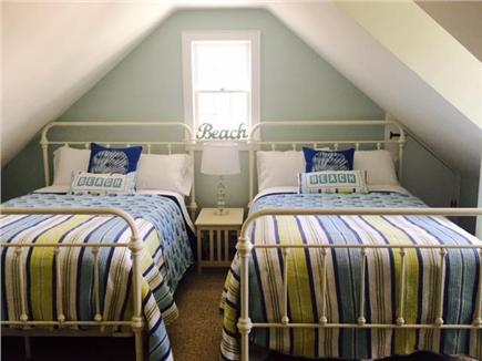 Brewster on Orleans border Cape Cod vacation rental - Double beds second floor