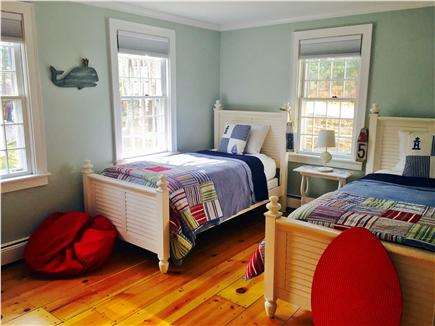 Brewster on Orleans border Cape Cod vacation rental - Twin bedroom