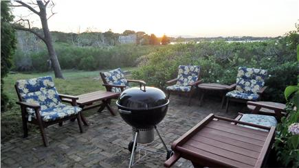 North Chatham Cape Cod vacation rental - Relax, Grill and have Fun on the Patio with Water Views