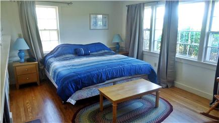 North Chatham Cape Cod vacation rental - King Room with Views of Pleasant Bay