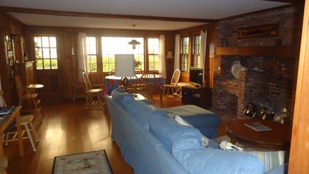 North Chatham Cape Cod vacation rental - Family Room - 2017