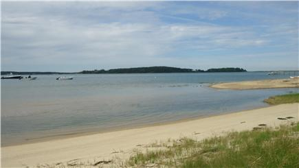 North Chatham Cape Cod vacation rental - Private Beach and Island on Pleasant Bay