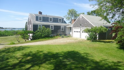North Chatham Cape Cod vacation rental - View of House from South - June 2018