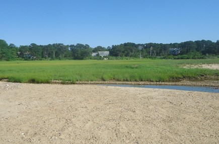 North Chatham Cape Cod vacation rental - House, Marsh, Creek and Beach - July 2018