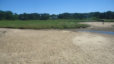 North Chatham Cape Cod vacation rental - House in Center, Marsh, Creek and Private Beach - September 2020