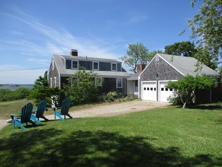 North Chatham Cape Cod vacation rental - View of House from South - June 2021